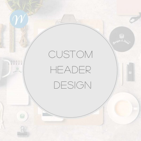CUSTOM-HEADER-DESIGN