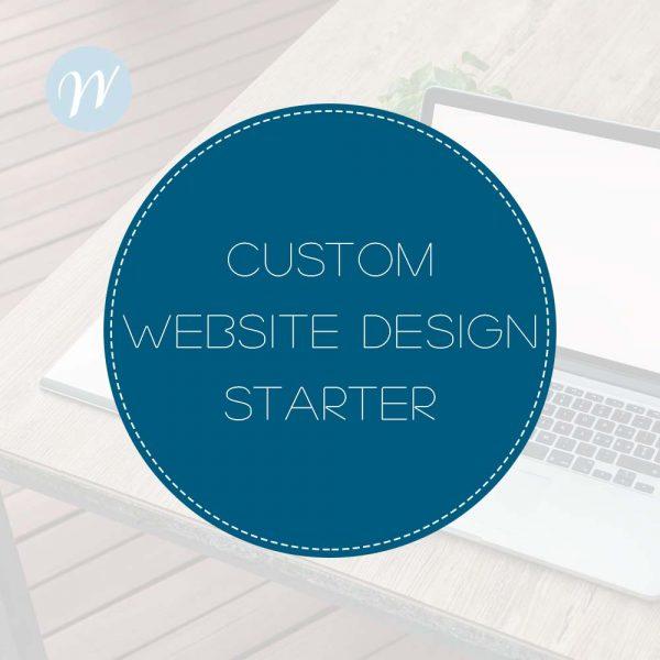 CUSTOM-WEBSITE-DESIGN-STARTER-PACKAGE