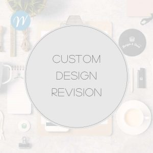 Custom Design Revision