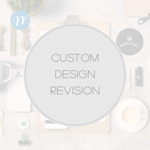 Custom-Design-Revision