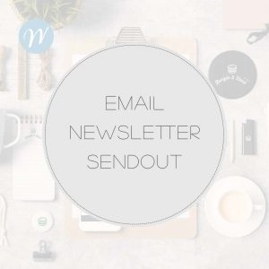 Email Newsletter Sendout