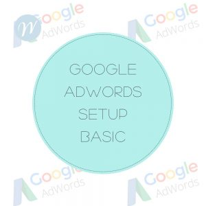 Google Adwords Setup Basic