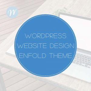Wordpress Web Design ENFOLD theme