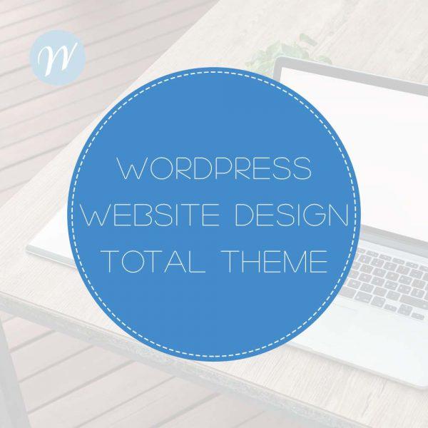 WordPress-Web-Design-TOTAL theme